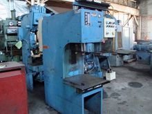 25 Ton Neff Hydraulic Press. Re