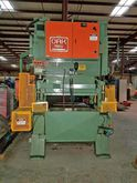 100 Ton Oak Fin Press Line. Ref