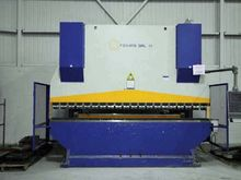 260 Ton x 13' Femas Cnc Press B