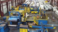 2011 Custom Slitting Line