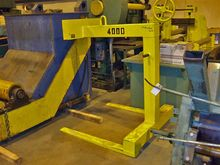 4,000# Cady Pallet Lifter. Ref