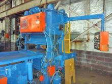 60 Ton Oak Fin Press Line. Ref