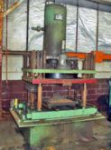 80 Ton Pneu-Power Cutoff Press.