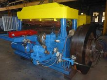 150 Ton B & K Cutoff Press. Ref
