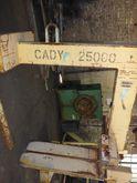 1991 Cady Pallet Lifter A2572