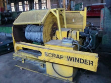 Strilich Scrap Winder