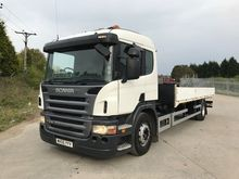 2005 Scania P230 Sleeper Cab Fl