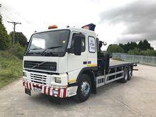 2000 Volvo FM7 250 Rear Lift Fl