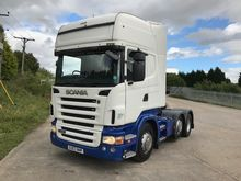 2007 Scania R480 6x2 Midlift To