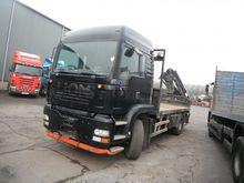 Used 2006 RHD ERF EC
