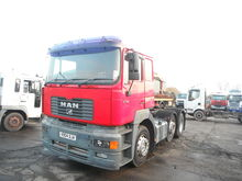 Used 2000 RHD MAN 19