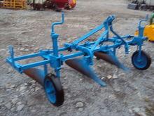 Drill Plough 3 Furrow
