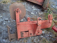 Mole Plough C/W cutting disc
