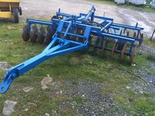 Ransomes Trailed Disc Harrow