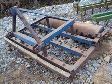 Pin Harrow complete with Roller