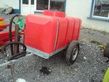 Fuel Bowser 200 Gallon