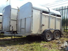 Graham Edwards Sheep Trailer