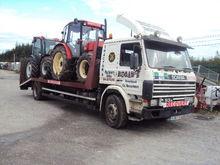 Various Tractors