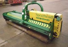 Spearhead Flail Mower  Flail To