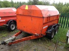 Western Trailers 2000 Litre Fue