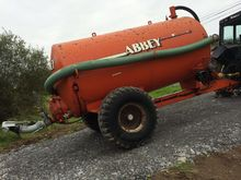 Abbey Slurry Tanker 2000 Gallon