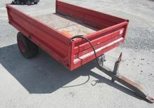 Marshall 8 x 5 Tipping Trailer