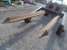 Hydraulic Bale Carrier