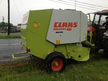 Claas 46 Round Baler   Immacula
