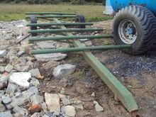 Bale Carrier/Trailer