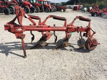 Sellar 3 Furrow Spring Loaded