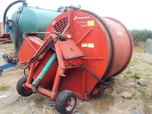 Kverneland UN7860 Straw Chopper