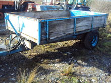 Tipping Trailer 12×7