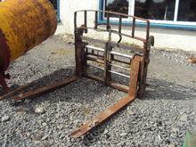 Strimech Hydraulic Pallet Forks
