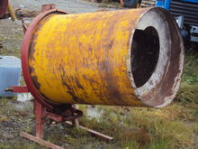 Cement Mixer PTO Driven