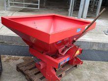 Kuhn 601 Double Spinner  Fertil