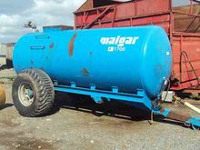 Malgar Sludge Tanker 1700 Gallo