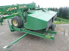 Used 2001 JOHN DEERE