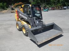 2015 Volvo MC110C Skid Steer Lo