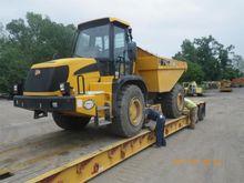 2007 JCB 714 Articulated Dump T