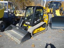 2016 JCB 260T Skid Steer Loader