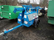 Road Equipment - : GENIE TML400