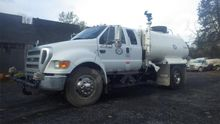 2005 Ford F750 Water Equipment
