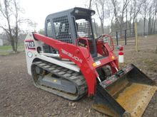 2013 Takeuchi TL10 Skid Steer L