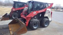 2013 Takeuchi TS60V Skid Steer