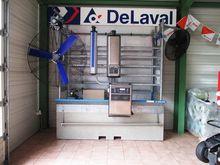 2016 De Laval DF 710 Stallventi