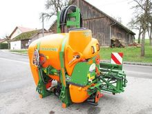 2014 Amazone UF 901 field spray