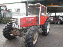 1980 Steyr 8100 A