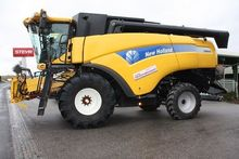 2012 New Holland CX 8050 Mähdre