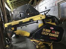 Biso Crop Ranger VX 650 highlin