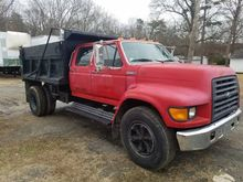 Used 1997 Ford F800